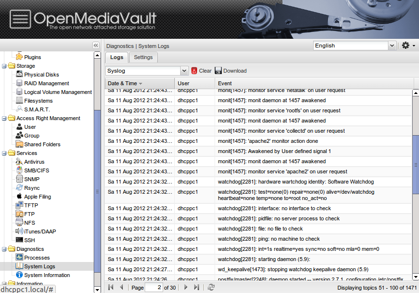 Openmediavault raspberry pi 3 image download
